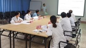第一临床医学院成功举办青年教师教学基本功比赛