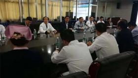 王人颢书记参加普外科学科发展研讨会