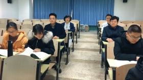 开学第一天临床学院检查教学运行情况