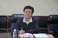 徐州医科大学纪委书记王峰一行来我院调研招标采购工作