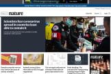 医学情报交流中心助力抗击疫情!英国《Nature》自然杂志上线澳门新葡亰平台游戏