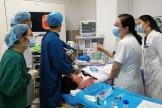 我院开展首例无痛超声支气管镜检查