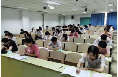 徐医附院顺利完成2015级本科实习生毕业考核