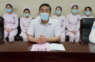 我院举行首期急危重症护理救治能力提升培训班启动仪式