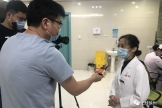 事发徐州,120救护车开进高考考场,原因是......