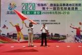 我院参加徐淮盐连泰通地区医院羽毛球赛并再创佳绩
