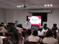 急救中心2个党支部联合举办红色经典诵读分享会和党员大会