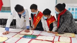 徐州小学生致信白衣天使:长大后,我要成为您!