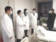 徐州第101例丨今日,我院23岁规培医师为12岁男孩捐献造血干细胞,成为我院第四位捐献者