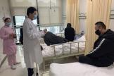 大寒巧遇腊八节,肿瘤内科医护人员为住院患者暖心定制腊八粥