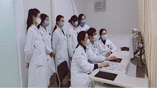 我院妇科海扶治疗团队顺利完成首例子宫肌瘤高强度聚焦超声消融(HIFU)手术