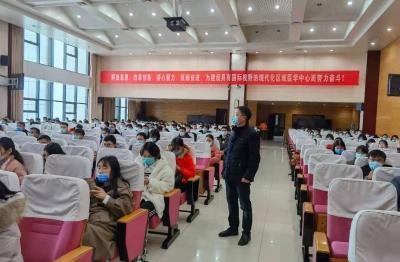 徐州市住院医师规范化培训公共科目考核(徐医附院考点)圆满完成