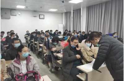 徐医附院住院医师规范化培训第三年度技能考核圆满完成