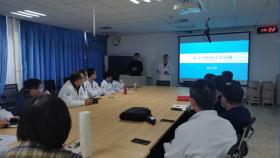 徐医附院教育处开展2021年度临床医学专业学位 硕士研究生学位论文初审工作
