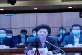 我院党委在全省卫生健康系统党风廉政建设电视电话会议上做大会交流发言