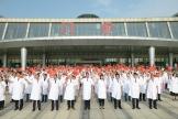 徐医附院举行庆祝中国共产党成立100周年升国旗仪式