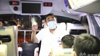 【荔枝網】攜手同心 共克疫情 徐醫附院92名醫護出發支援揚州抗疫