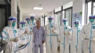 【中国江苏网】25天奋战,欢迎徐医附院援扬州医疗队回家!