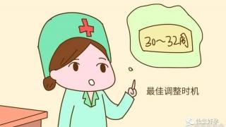 30-32孕周 | 胎位不正,赶紧调整